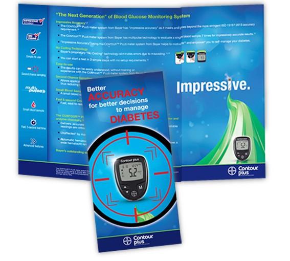Bayer Contour Plus leaflet