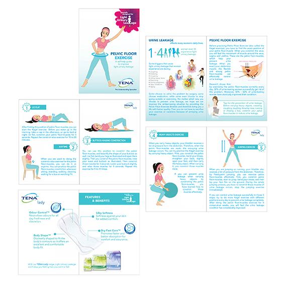 Booklet Design & lllustration