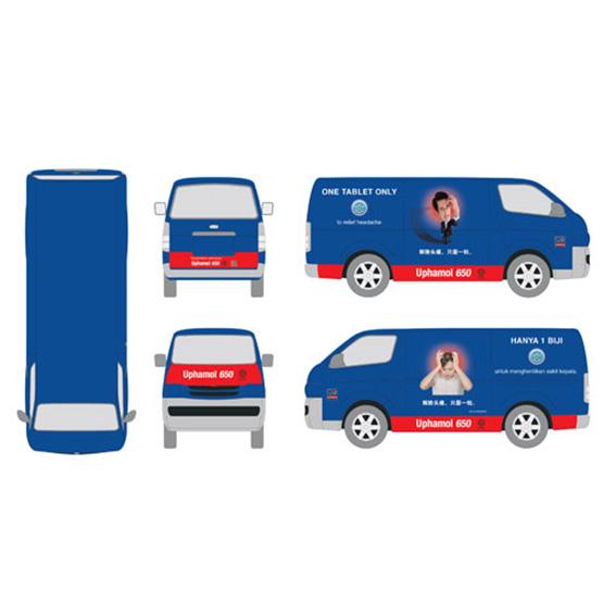 CCM Uphamol 650 Van
