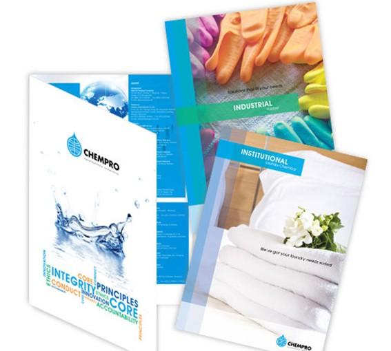 Chempro Folder & Leaflets