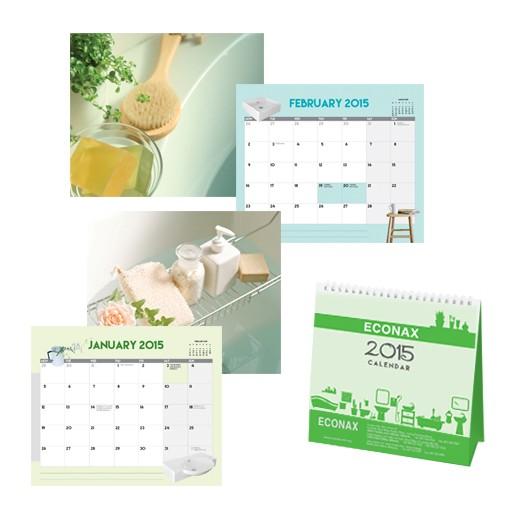 Econax calendar 2015