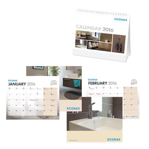 Econax Calendar 2016