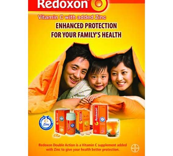 Redoxon POSM Campaign 2011