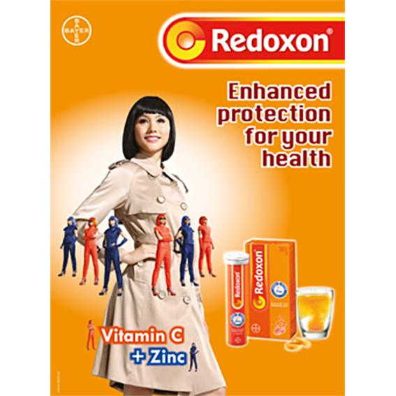 Redoxon POSM Campaign 2012