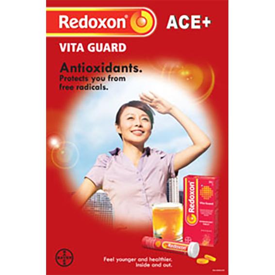 Redoxon Vita Guard POSM Campaign