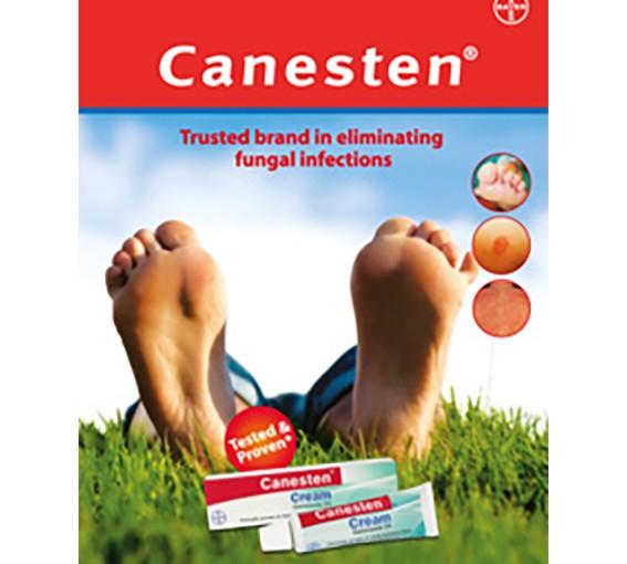 Canesten Cream POSM Campaign 2011