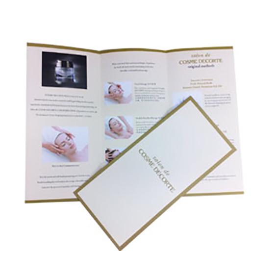 Promotion Leaflet Design