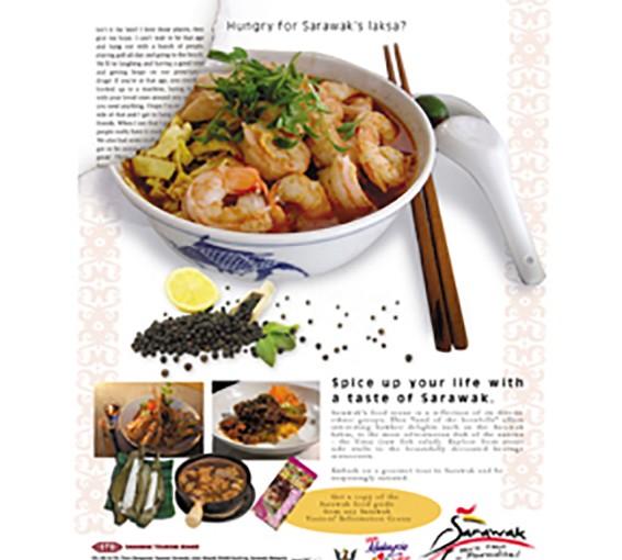 Food Exploration Ad