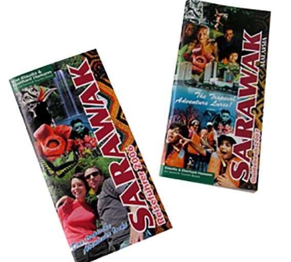 Sarawak Guide Book