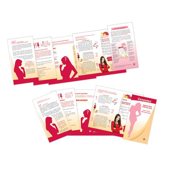 Canesten Sensicare Leaflet